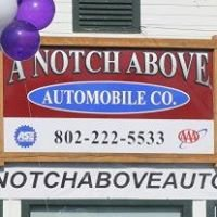 A Notch Above Automobile Co.