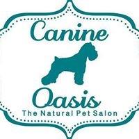 Canine Oasis The Natural Pet Salon