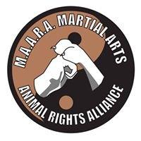 Martial Arts Animal Rights Alliance - MAARA