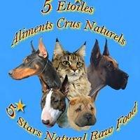 Aliments Haut de Gamme 5 Étoiles ~ 5 Stars Natural Raw Food