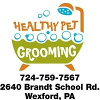 Healthy Pet Grooming