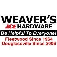 Weaver's Ace Hardware At Fleetwood & Douglassville