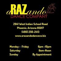 Arazando Dance Co.
