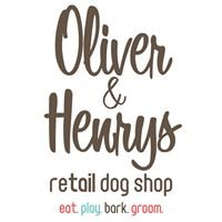 Oliver and Henry's Retail Dog Shop