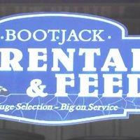 Bootjack Rental & Feed