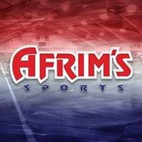 Afrim's Sports