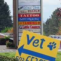 """Milwaukie Animal Clinic """"Helping Your Pets Live Well!"""""""