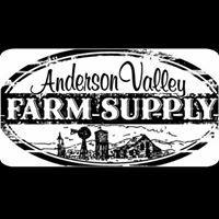 Anderson Valley Farm Supply