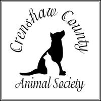 Crenshaw County Animal Society - Alabama