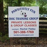 Pawsitively Fun Dog Training Group