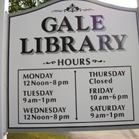 The Gale Library, Newton, NH