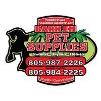 Bark ' Em Pet Supplies