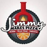 Jimmy Makes Pizza