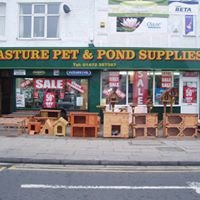 Pasture Pet & Pond Supplies