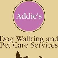 Addie's Dog Walking
