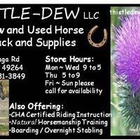 Thistle Dew Tack Shop