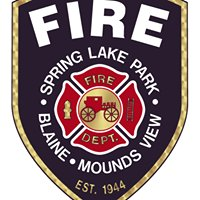 Spring Lake Park, Blaine, Mounds View Fire Dept.