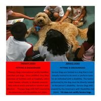 Therapy Dogs International - Chapter #220, Fresno, CA