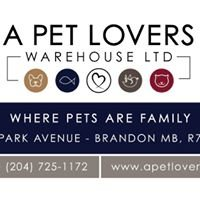 A Pet Lovers Warehouse