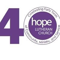 Hope Lutheran Church, Farmington Hills, MI