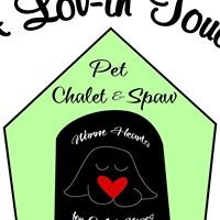 A Lov-In Touch Pet Chalet