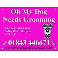 Oh My Dog Needs Grooming