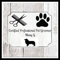 Certified Professional Pet Groomer Missy G.