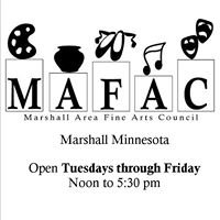 Marshall Area Fine Arts Council
