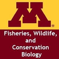 Fisheries, Wildlife, and Conservation Biology - Univ. of Minnesota