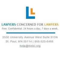 Lawyers Concerned for Lawyers - Minnesota