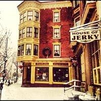 Jim Thorpe's HOUSE of JERKY