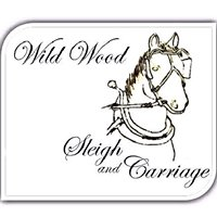 Wild Wood Sleigh and Carriage