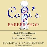 CoZi's Barber Shop • Mahopac, NY