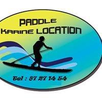 Tahiti Paddle board