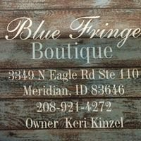 Blue Fringe Boutique