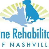 Canine Rehabilitation of Nashville