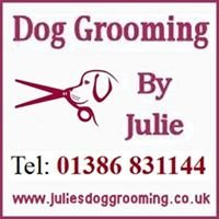Dog Grooming - By Julie