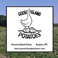 Goose Island Potatoes