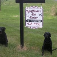 Kauffman's Pet Parlor