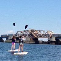 Stand Up Rockaway Paddle Board