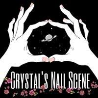 Crystal's Nail Scene