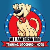 All American Dog Training, Grooming & More