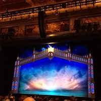 The Book of Mormon At the Pantages Theater
