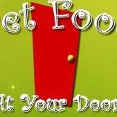 Pet Food at your Door