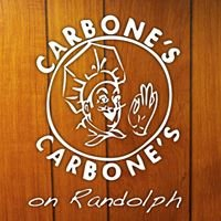 Carbone's Pizza on Randolph