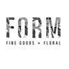 FORM fine goods + floral