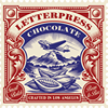 LetterPress Chocolate