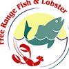 Free range fish & lobster