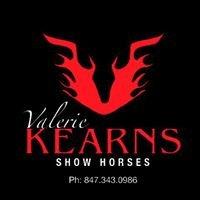 Valerie Kearns Show Horses