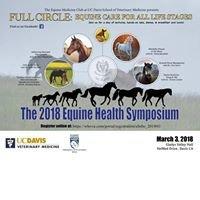 Equine Medicine Club at UC Davis